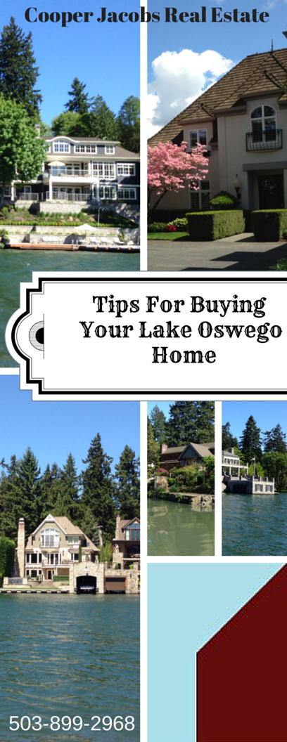 Lake oswego buyers real estate agent